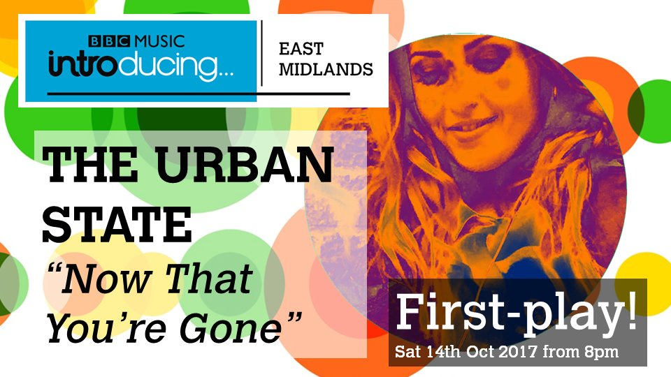 BBC Music Introducing – Saturday 14th October 2017